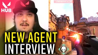 Valorant Devs on Reyna's Design In Interview (New Valorant Agent)