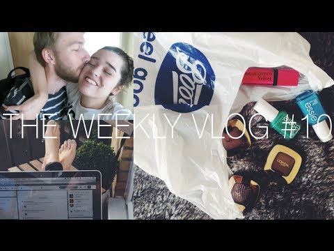 The Weekly Vlog #10 ViviannaDoesVlogging