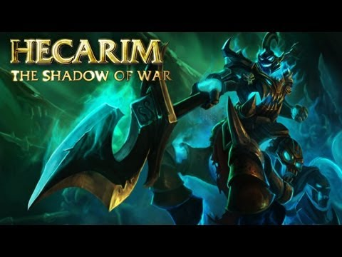 Hecarim Champion Spotlight Music Videos