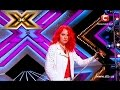 A wonderful rendition of Queen «The show must go on». The X Factor - TOP 100