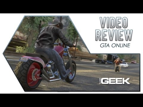 GTA Online Video Review