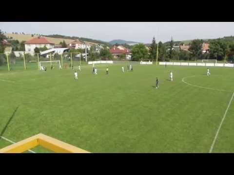 U15: Slovácko - Baník 0:6