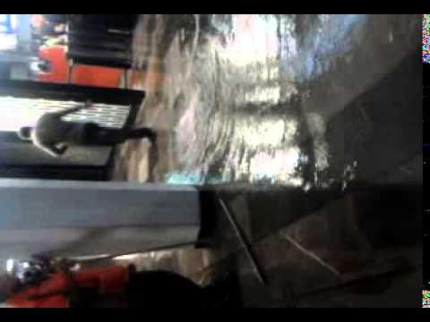 Inundacion del metro la merced