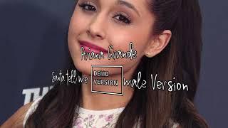 Ariana Grande - Santa Tell Me - Female Version