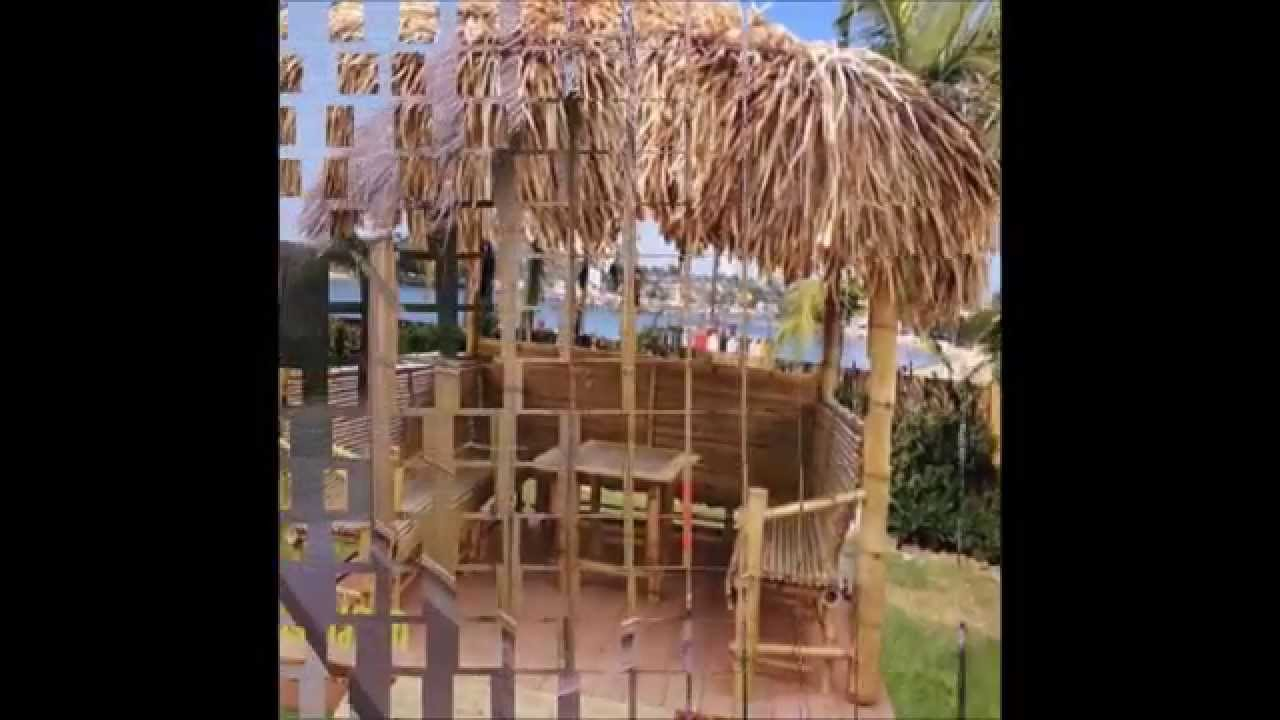 1 Tiki Huts Build Tiki Hut Custom Tiki Bars Palapas