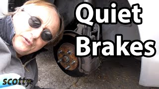 The Secret To Safe And Quiet Brakes