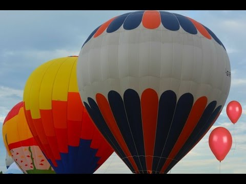 30th Annual Atlantic International Balloon Fiesta, Sussex, New Brunswick