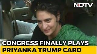 From Dubai To US, Scripting Of Priyanka Gandhi Vadra's Political Plunge