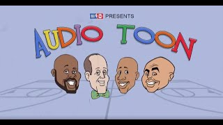 That One Time Shaq Kidnapped Kenny's Son  | Audio Toon