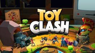 Toy Clash VR Rift Trailer
