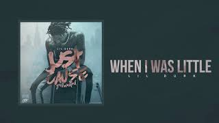 Lil Durk - When I Was Little (Official Audio)