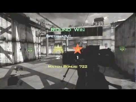 Call of Duty MW2 Funny Reaction Kid Screaming after Trickshot!