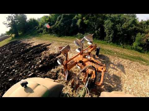 Aratura 2016, Parma -  Plowing 2016, Parma (Italy) John Deere 8295r