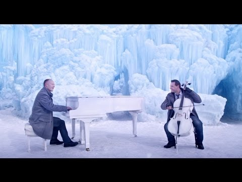 Let It Go (disney's frozen) Vivaldi's Winter - Thepianoguys video