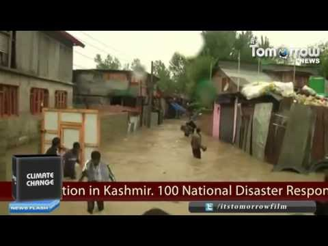 Horrible Floods Return To Kashmir Valley