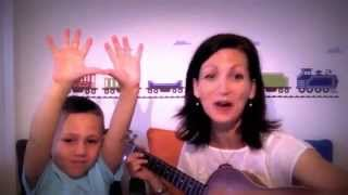 Music for Kids - 1,2,3,4,5 - I Caught a Fish Alive - Sing with Suzi Season 1 - Ep. 3