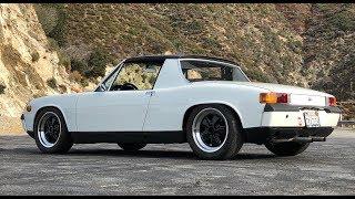 1973 Porsche 914/6 - One Take