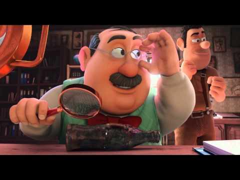 Las aventuras de Tadeo Jones Trailer Español HD Estreno 31 Agosto 2012