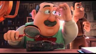 Las aventuras de Tadeo Jones - Trailer Español HD - Estreno 31 Agosto 2012