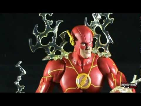 Toy Spot - Mattel DC Comics Unlimited The New 52 The Flash