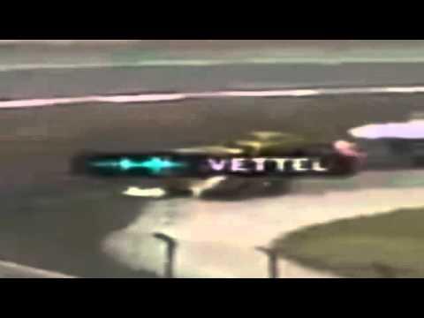 Vettel Team Radio - China 2015 FP2 - Hamilton is keep doing mistakes