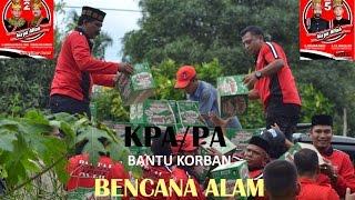 KPA/PA BANTU KORBAN ANGIN PUTING BELIUNG