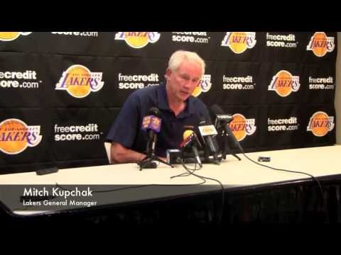 Lakers GM Mitch Kupchak Talks About Jordan Farmar's Persistence To Return To Lakers