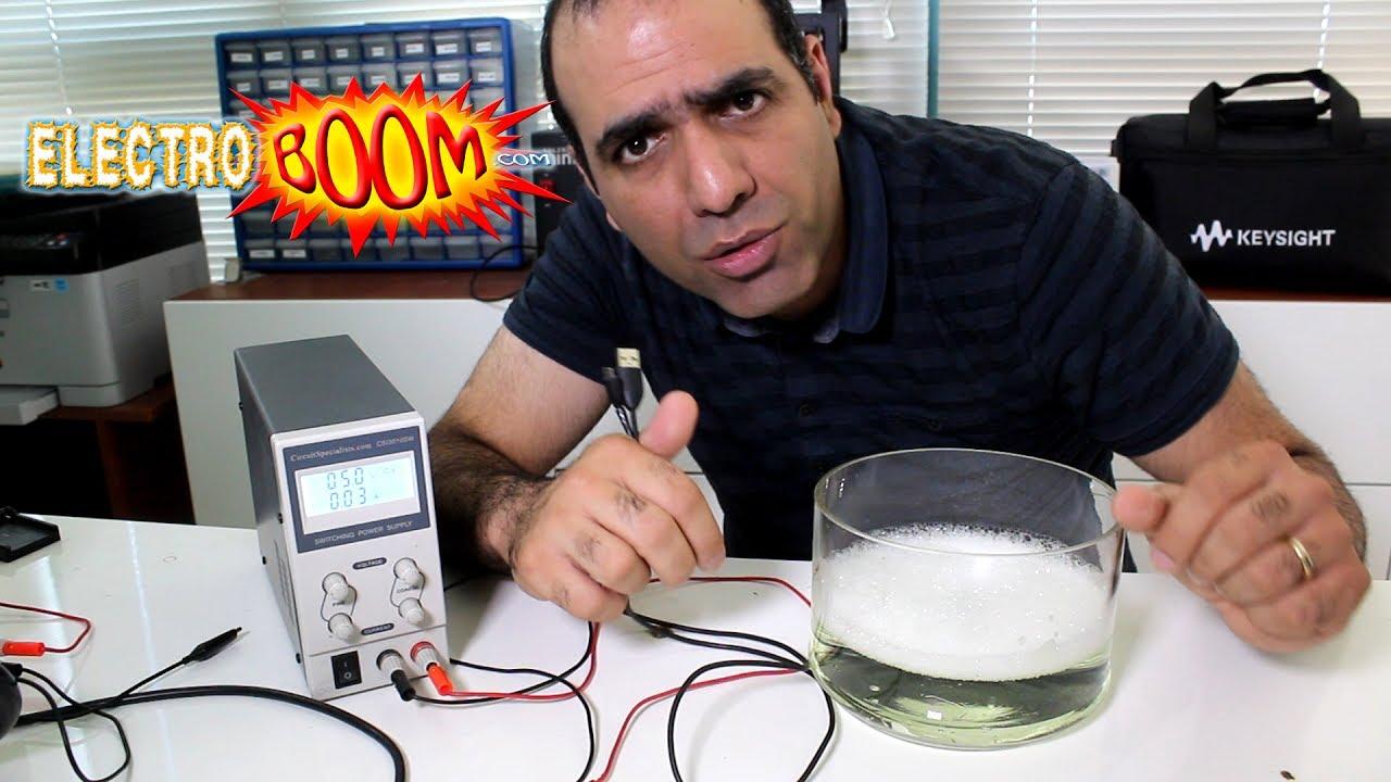 Ютуб электроника