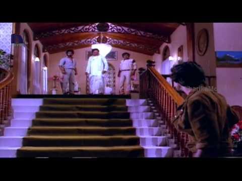 Terror Telugu Full Movie Part 11 || Arjun Sarja, Bhanuchander, Suresh