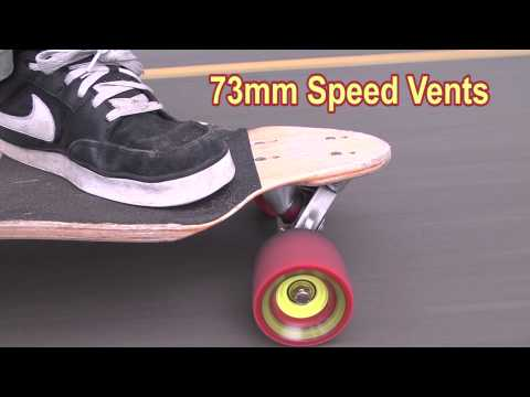 Seismic Skate Presents: 73mm Elixir Speed Vents