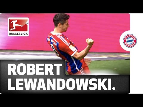Robert Lewandowski - Player of the Week - Matchday 28