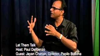 Papilio Budha - Jayan Cherian his film Papilio Buddha on Untouchables of India and Squatting