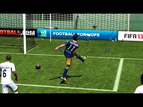 FIFA 13 : BEAST Online Goals Skills Compilation HD Best of dzoneyHD