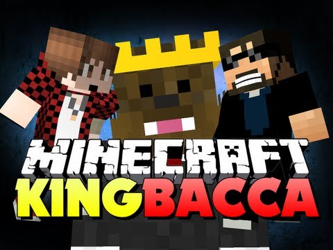 Minecraft KING BACCA!! GET DOWN HERE!! (Bajan, Husky and Jerome) – 2MineCraft.com