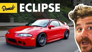 Mitsubishi Eclipse - Everything You Need To Know   Up to Speed