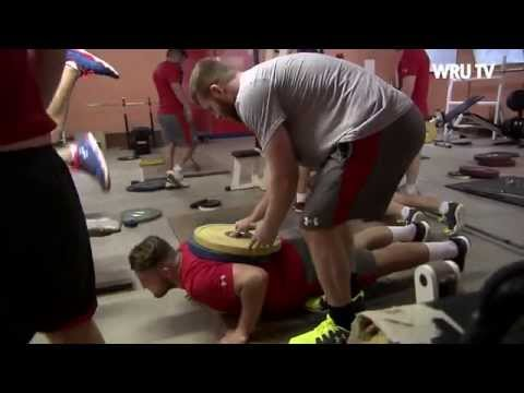 In the gym with Wales u20 in Italy   WRU TV