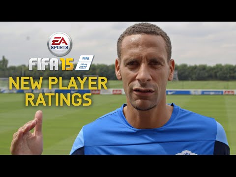 FIFA 15 - players moan about their ratings