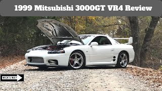 1999 Mitsubishi 3000GT VR4 | The Forgotten Legend