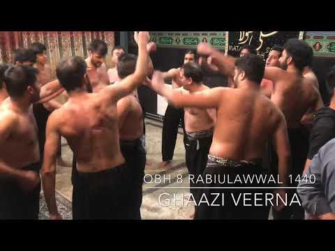 QBH 8 RABIULAWWAL 1440/2018 GHAZI VERRNA