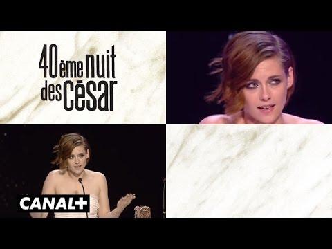 Kristen Stewart - César de la Meilleure Actrice dans un second rôle 2015
