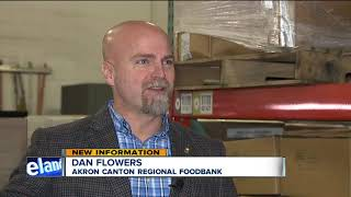 Akron-Canton Regional Foodbank looks for help to distribute food due to trade war