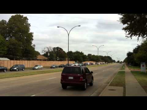 9/27/12 - Police Checkpoint in Arlington, TX