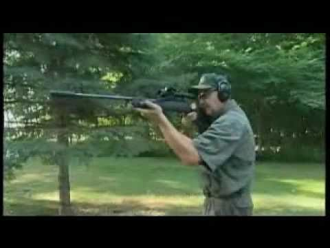 Gamo Whisper Air Rifle Review and Demonstration