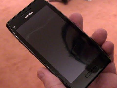 Nokia X7, présentation (FR)