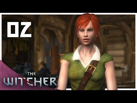 Misc Computer Games - The Witcher - Vizima Outskirts