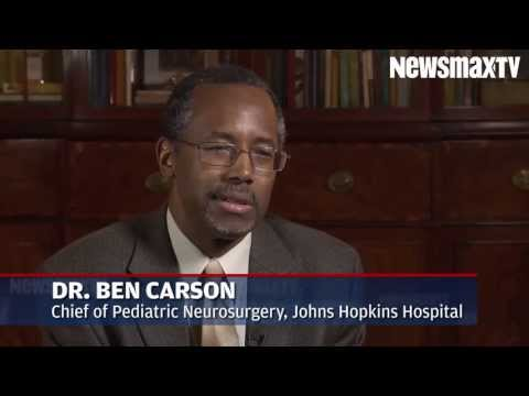 Ben Carson: Attacks Only Making Me More Determined