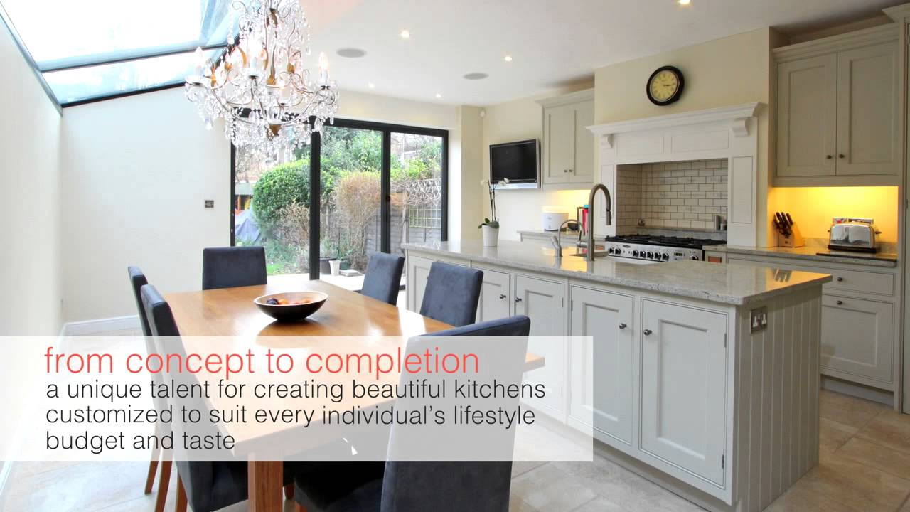 Nuspace London Kitchen Extensions Youtube