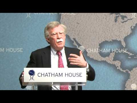 John Bolton on the Obama Administration's Foreign Policy on YouTube
