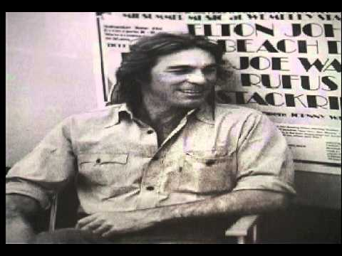 "BEACH BOYS Dennis Wilson ""Slip On Through"" LIVE "