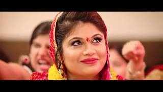 Wedding highlights | Tanya weds Anubhav |